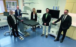 Gefäßchirurgen am Krankenhaus Eichhof starten am 1. April 2021