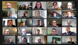 Digitale Delegiertenversammlung der Musikvereinigung Fulda-West