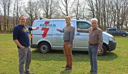 Firma Heuser Haustechnik unter neuer Führung