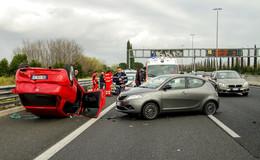 Pandemie bremst Unfallzahlen - So wenige Verkehrstote wie noch nie