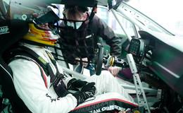 Zukunft geklärt - jetzt will Motorsportler René Kircher den ersten Titel