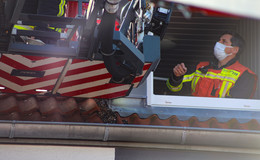 Feuerwehreinsatz am Aschenberg: Schlimmeres konnte verhindert werden