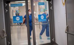 Entspannung in den Kliniken? Nur noch 15 Patienten werden invasiv beatmet