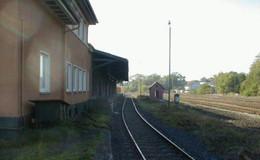 Frank Galfe sucht Geschichten und Bilder vom Güterbahnhof