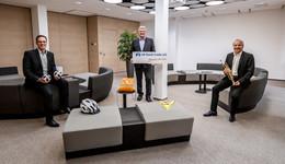 #einHerzfürdieRegion: VR Bank schüttet weitere 50.000 Euro an Vereine aus
