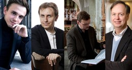 Weltklasse-Konzertorganisten im Dom:  Internationaler Orgelsommer