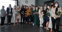 Klinikum: 19 Intensivpflegekräfte absolvieren Weiterbildung erfolgreich