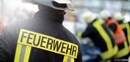 Feuerwehr rückt aus: Kaffeemaschine auf der Herdplatte angeschmort