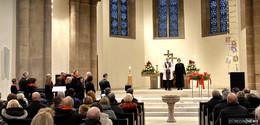 Ökumenischer Gottesdienst: Ich bin mit dir
