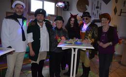Hochkarätiges Showprogramm mit tollen Tanzeinlagen