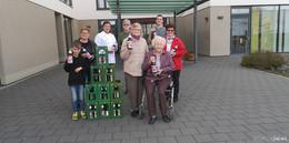 Gratis Holundersaft für Senioren: Regionales Powerfood für die Schwächsten