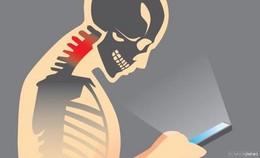 Rückenmark- und Nervenkanal-Verengung an der Halswirbelsäule (HWS)