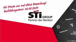 Werde Teil der STI Group und bewirb dich jetzt!