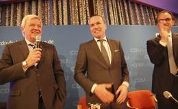 CDU-Klausurtagung im Bäderpark: Europa steht vor einer Schicksalswahl
