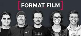 Großer Auftritt für Firmen: FORMAT.FILM bringt Bewegung in die Kommunikation