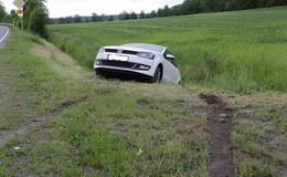 Unfall beim Überholen auf der B 62 bei Lautenhausen - 21-Jährige verletzt