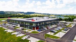 5.200 Quadratmeter: Fronius Deutschland bezieht Landeszentrale in Dorfborn