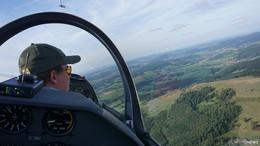 Youngtimertreffen der Segelflugzeuge auf dem Berg der Flieger - Bilder