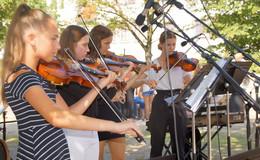 Veranstaltung im Doppelpack - Musikschulfest mit Best of... Konzert