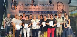 Dr.- Martiny- Ehrenpreis schreibt für bürgerschaftliches Engagement aus