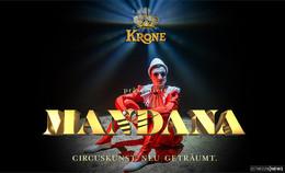 Gewinnen Sie 10x2 Freikarten für die Abendpremiere des Circus Krone