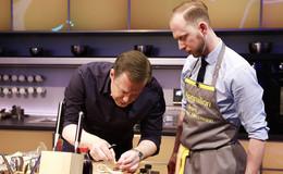 The Taste: Max von Bredow überspringt nächste Hürde bei Kochshow