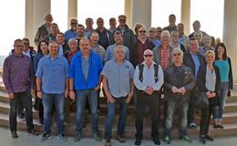 33 JUMO-Mitarbeiterinnen und -Mitarbeiter unterwegs im Rheinland