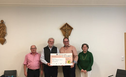 Fuldaer Verein unterstützt Kinder in Mosambik: 5.000 Euro für den guten Zweck