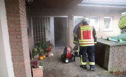Hoher Sachschaden nach Kellerbrand: Defekte Heizung Auslöser?
