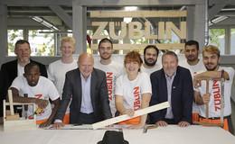 Zimmerei bei Züblin: Investitionen in die Zukunft der Strabag-Konzernlernorte