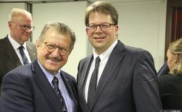 Dr. Heiko Wingenfeld mit 100 Prozent neuer CDU-Bezirksvorsitzender