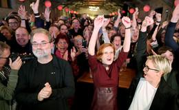 Ganz bitter! Linke ist Wahlsieger - AfD vor CDU - SPD und Grüne ganz schwach