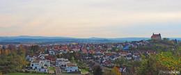 Gemeinde Petersberg blüht: 16.000 Einwohnermarke könnte geknackt werden