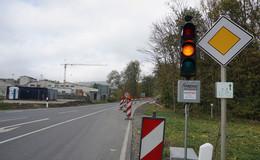 Bauarbeiten an der Leutenaubrücke sollen bis Weihnachten abgeschlossen sein