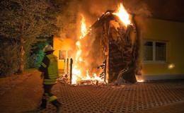 Nach Brand in Kindertagesstätte: Feuerteufel (17 und 18) gefasst