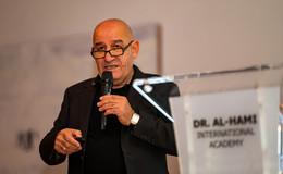 Spinalkanalstenose: Gelungener Vortrag von Dr. Samir Al-Hami