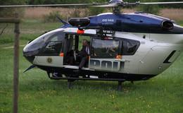 41 Flüge: Landesregierung mit Polizei-Hubschraubern unterwegs