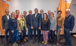 Reginald Bukel neuer Vorsitzender des CDU-Stadtverbandes Fulda-Mitte