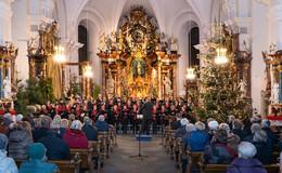 """Musikalische Andachten der """"Harmonie"""" in Steinbach und Fulda"""