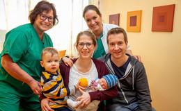 Neujahrsbaby am Klinikum Fulda: Jannis geht es gut - ruhige Silvesternacht