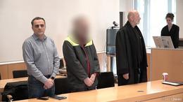 Mord mit 5 Messern: Angeklagter spricht seine Kinder im Gericht an