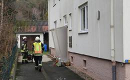 Entwarnung in Eichhofsiedlung: Thermoskanne auf Herd vergessen