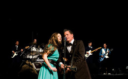 Gewinnen Sie 2x2 Freikarten für: The Johnny Cash Show