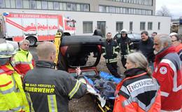 Notarztsymposium zur technischen Rettung von Verletzten