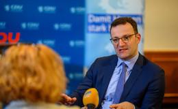 O|N-Exklusiv-Interview mit Gesundheitsminister Jens Spahn