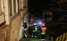 Wäschetrockner löst Kellerbrand aus: Keine Verletzten