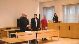Prozessauftakt gegen 27-Jährigen - Mutter seiner Kinder zu Tode gewürgt