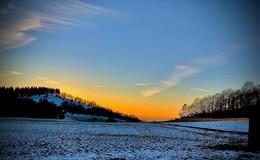 Blauer Himmel und klirrende Temperaturen: wunderschöne Leserbilder