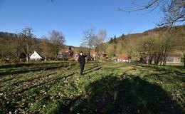 Mehrgenerationenwohnen im Gemüsegarten des Trottschen Ritterguts geplant