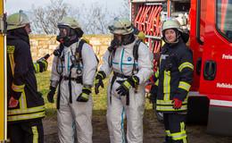 Explosion im Chemieraum - drei Personen aus Krankenhaus entlassen
